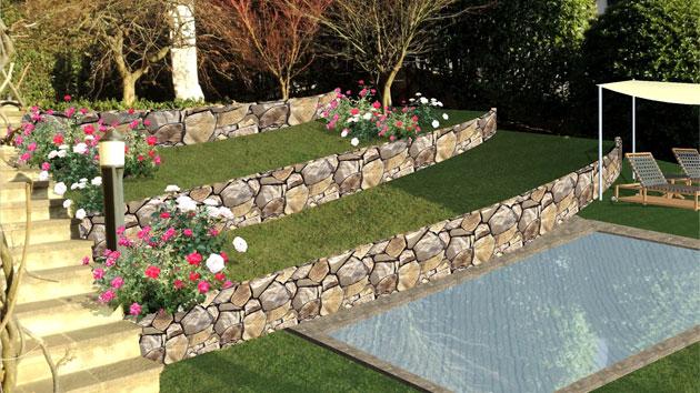 Paesaggista a bergamo per progettazione giardini